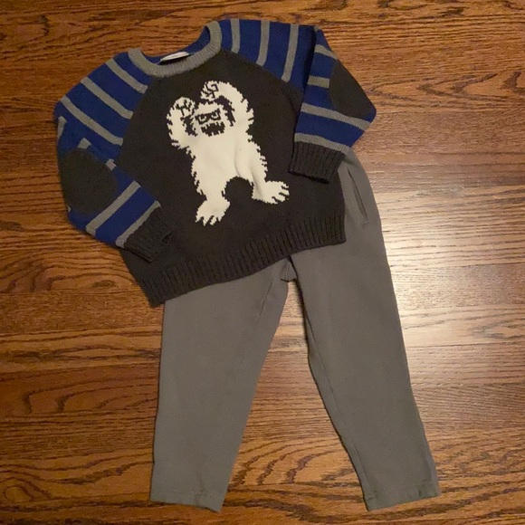 Hanna Andersson 2-piece outfit size 3T